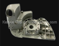 Die casted parts China
